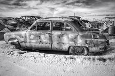 """Featured artist, Larry Dean,""""Living Carcass"""" #9 Greeley Colorado, Photography, Larry Dean"""