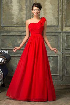 Longue Formelle Robe DE Mariée Demoiselle D'Honneur Robe DE BAL Soirée Cocktail | eBay