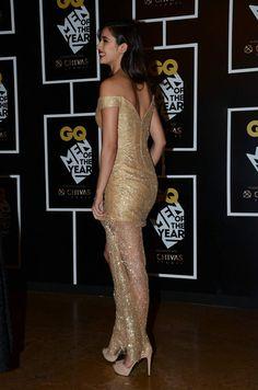 Disha Patani at the #GQAwards2016. #Bollywood #Fashion #Style #Beauty #Hot #Sexy