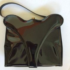 ILA of California Vintage Black Patent Leather by TheBookKiosk