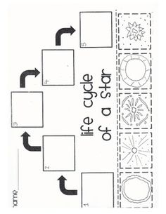Life cycle blank diagram of a star electrical work wiring diagram life cycle blank diagram of a star images gallery solar system ccuart Image collections