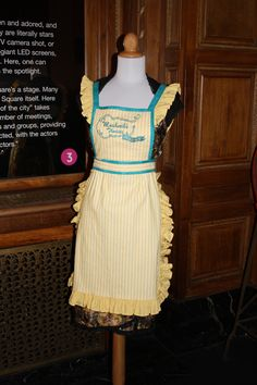 """This """"Audrey"""" costume is from the 2008 production of """"Little Shop of Horrors"""" at Paper Mill Playhouse."""