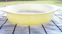 Desert Dawn Pyrex Cake Casserole Pan - pinned by pin4etsy.com