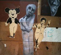 Sheffield graffiti from Kid Acne, urban street art, posters