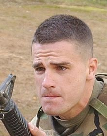 Crew cut - Wikipedia, the free encyclopedia. The military look with a crew cut is so sexy!!