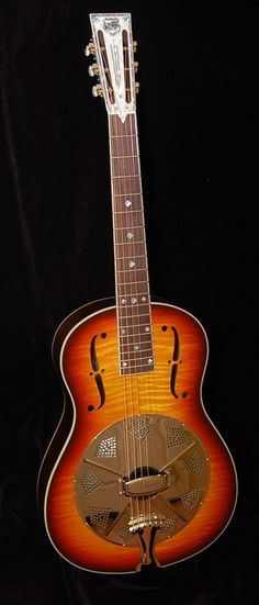 The National guitar