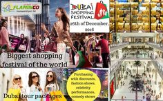 Visit the Biggest Shopping Festival (DSF) of the world in #Dubai