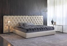 Italian Furniture Stores, Luxury Italian Furniture, Modern Bedroom Furniture, Sofa Furniture, Bedroom Decor, Bedroom Size, Master Bedroom, Dreams Beds, Headboard Designs
