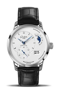 Grail Watch: Panomatic Lunar (1-90-02-42-32-05) by Glashutte Original.   ~8-10k