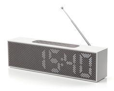 LEXON TITAN LED CLOCK RADIO
