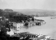 İrlandalı fotoğrafçı tarafından 1851 yılında çekilen İstanbul'un ilk fotoğrafları. Beykoz 1888.
