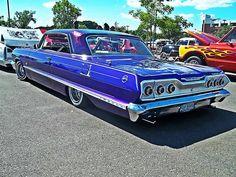 1963 Chevy Impala Lowrider