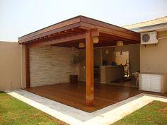 Tiny House Storage, Casa Clean, Interior Exterior, Front Yard Landscaping, Landscape Design, My House, Bbq, Villa, Deck