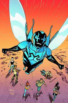 BLUE BEETLE #23