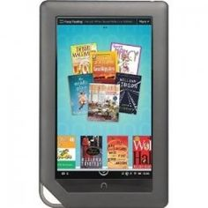Are you looking for a great reliable E-reader? The Nook e-reader was picked by Money Magazine as the top pick for a e-reader. Nook works great... and so does kindle