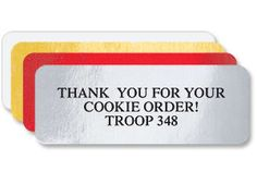 for cub scout popcorn/boy scout fundraisers. troop/pack number, phone number to reach at, order expected to be in.