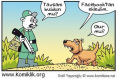 Sosyal Medya Üzerine Yapılmış En Komik 35 Karikatür