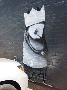 Beyond Banksy Project / Stormie Mills - Perth, Australia. Thanks to Charlotte Ward-Fray.