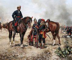 """""""Barretinas Catalanas"""" Catalanes voluntarios en la Guerra de Marruecos (1860)"""