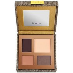 tarte prismatic eye color enhancing shadow palette ($34) ❤ liked on Polyvore featuring beauty products, makeup, eye makeup, eyeshadow, no color, palette eyeshadow, tarte, tarte eye-shadow and tarte eyeshadow