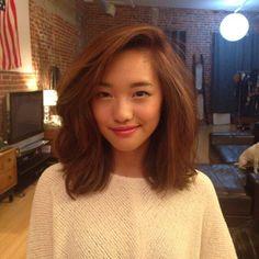Jenn Im hair