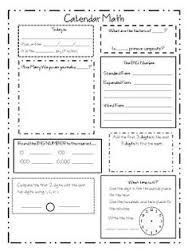 Image result for calendar maths activity worksheet
