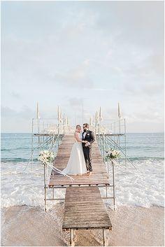 dockside wedding france • Images by Marine Kulak