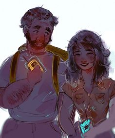Firewatch ~ Yahoberries ~ I LOVE HOW DELILAH LOOKS, SO FREAKIN COOL ^O^