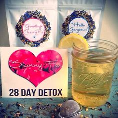 Check out these results from 28 day @skinnyfoxdetox tea detox program! . @skinnyfoxdetox is the TOP rated tea detox worldwide with 1000s of verified reviews! Their organic program is a great way to kickstart a new fitness routine & comes with a meal guide to follow!  @skinnyfoxdetox @skinnyfoxdetox @skinnyfoxdetox by healthyfitnessmeals