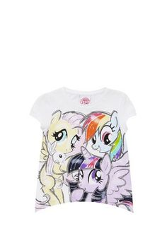 My Little Pony Hanky Hem T-Shirt at F&F