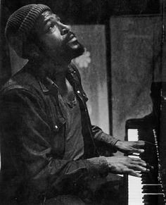 Marvin Gaye (April 2, 1939 – April 1, 1984), born Marvin Pentz Gay, Jr., was an American singer-songwriter and musician