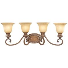 "Kathy Ireland Sterling Estate 12""High Wall Sconce 