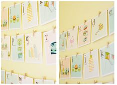 Nursery art - Free printables