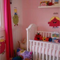 Mr Men themed nursery