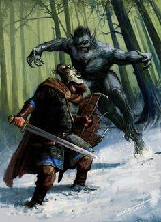 viking by Perun-Tworek.deviantart.com on @deviantART