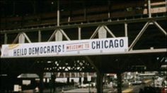 Democratic National Convention, Chicago - 1968 - Lucy wouldn't let me go.