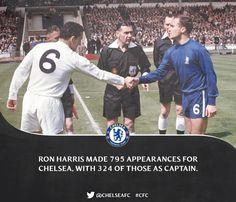 "The Legend of Ron ""Chopper"" Harris - Chelsea FC"