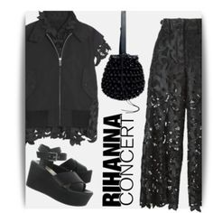 Outfit for Rihanna Concert