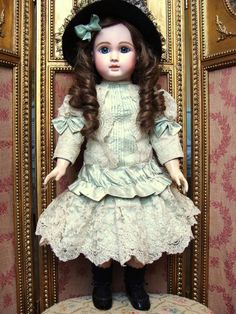 Sweet antique french STEINER Bebe, Figure A 15
