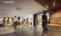 Client : GL associates CG, Detail design : D*Concierz   Competition Winner