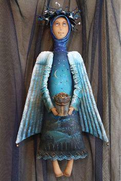 Купить или заказать Звездопад.Ангел... в интернет-магазине на Ярмарке Мастеров. Ангелы бывают разные... (Пересылка только по России,цена указана с учетом…