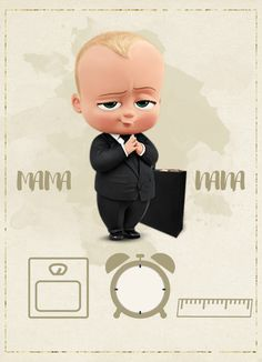 Boss Baby, Baby Quotes, Baby Art, Baby Scrapbook, Baby Design, Paper Decorations, Baby Shop, Animal Drawings, Artsy Fartsy