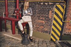 Prüne Summer Campaign 2017 Knee Boots, Romantic, Shoes, Fashion, Elegant, Style, Women, Moda, Zapatos