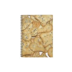 munchies spiral note books