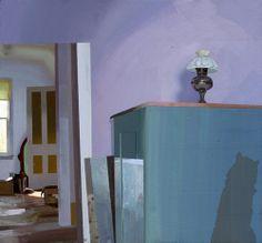 Artist painter Siobhan McBride