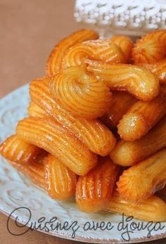 recette tulumba turque