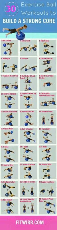 Exercise boll