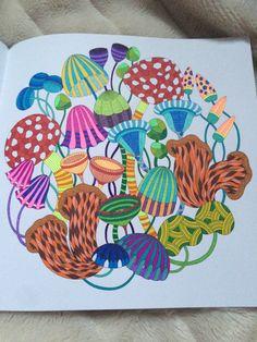 #coloring #milliemarotta #tropicalwonderland