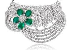 high end Diamond jewellery india