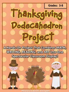 Looking for a FUN Thanksgiving project that will have your students using their reading, writing, math, and art skills? This amazing 26 page Thanksgiving project will have your students turn 12 circles they have completed Teaching Activities, Teaching Math, Teaching Resources, Holiday Activities, Teaching Ideas, Montessori, Thanksgiving Projects, Happy Thanksgiving, Classroom Displays